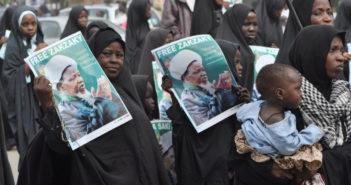 Shiites In Kaduna