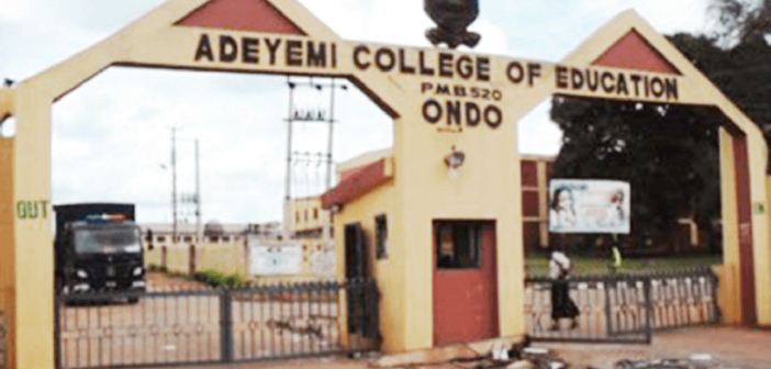 Adeyemi-College-of-Education-Ondo-State