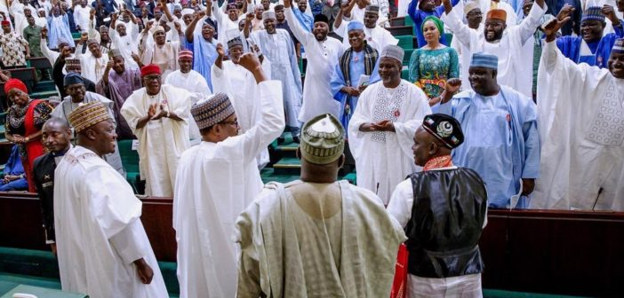 Buhari in The Chamber