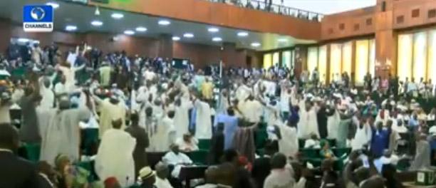 NASS Buhari