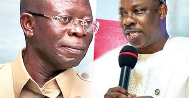 Oshiomhole and Amosun