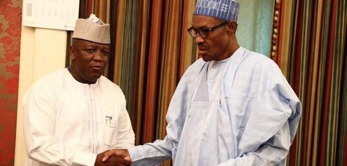 Buhari and Yari