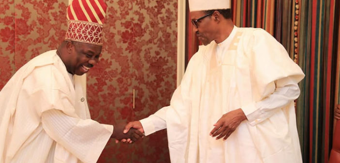 Amosun and Buhari