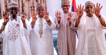 Babayo and Buhari