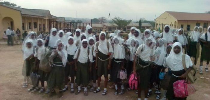 LAUTECH Hijab Girls