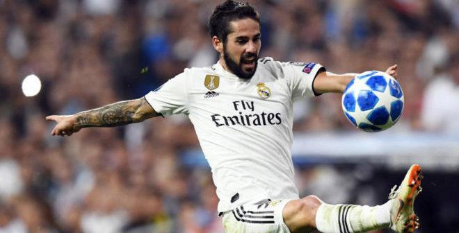 Isco Madrid
