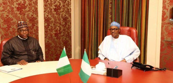 Buhari and Abubakar