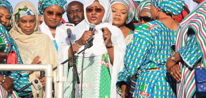Aisha Buhari and Women
