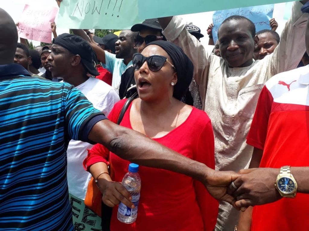 Abuja Zamfara Protest
