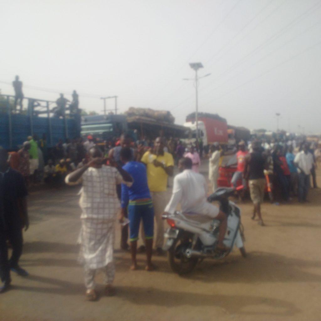 Kaduna Protesters