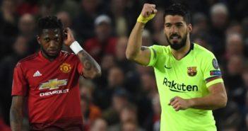 Manchester Vs Barcelona