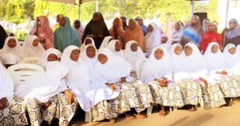 Mass Wedding in Kano