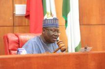 Ahmed Lawan Senate President