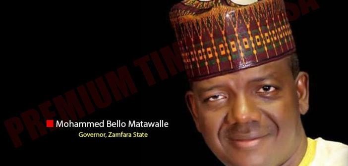 Matawalle Bello Mohammed