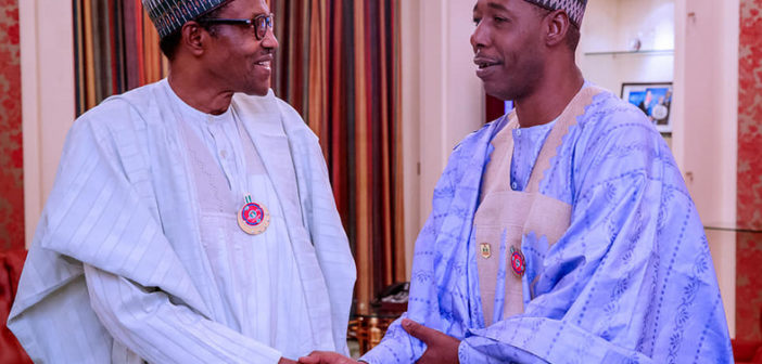 Buhari and Zulum