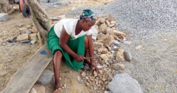 Breaking of Stones