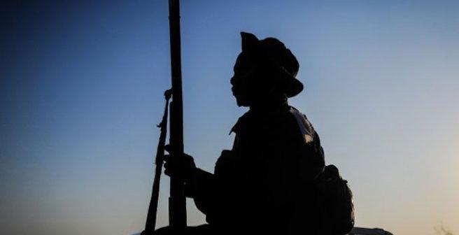 Soldier Black