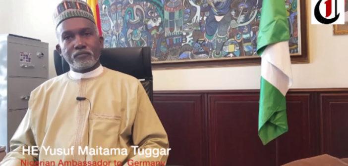 Ambassador Yusuf Tuggar