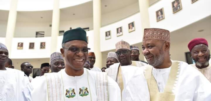 El-Rufai and Namadi Sambo