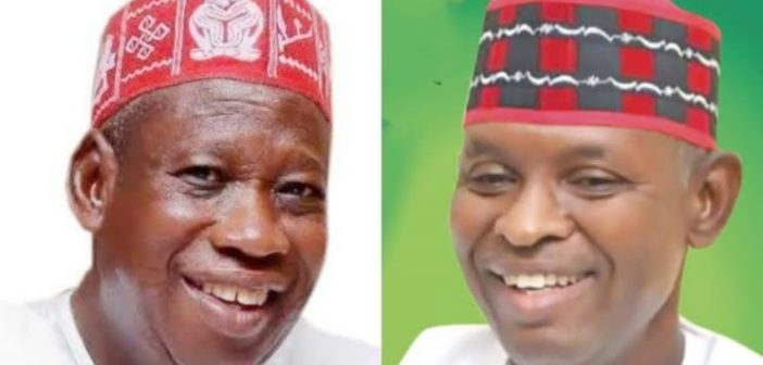 Ganduje and Abba