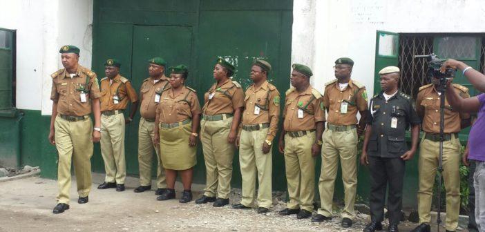 Ikoyi-Prison-Warders