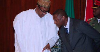Malami and Buhari