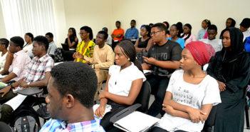 American University of Nigeria Student -Crt- Google