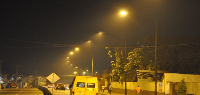 Abuja Street Light