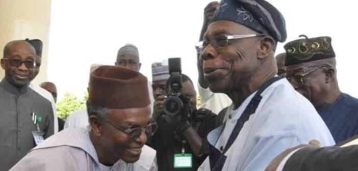 Nasiru and Obasanjo