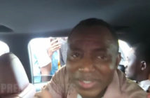 Sowore Whisked