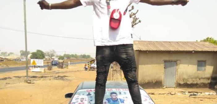 Ebola with Car