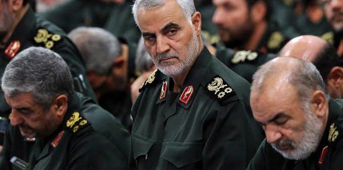 Qasem Soleimani, Iranian General