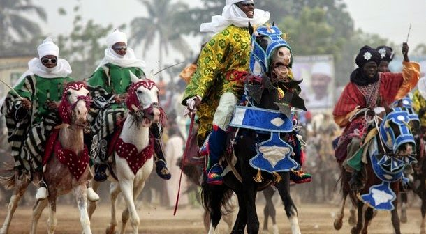 Hausa Durbar