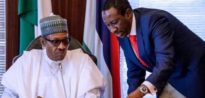 Monguno and Buhari