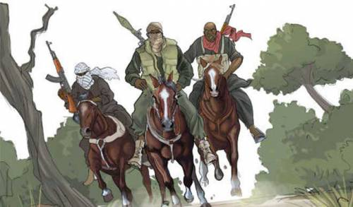 Horse Riders -Crd- Saharareporters
