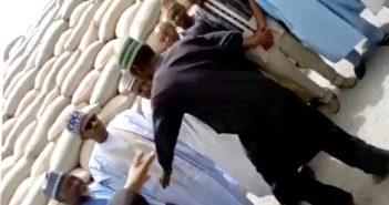 Man charge at Buhari