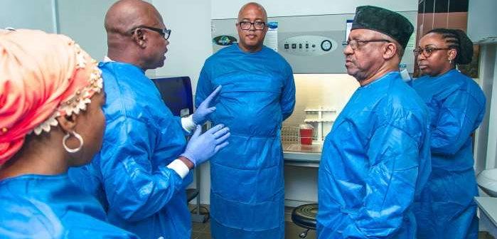 Testing of coronavirus