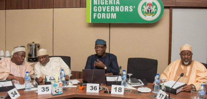 Governors Forum