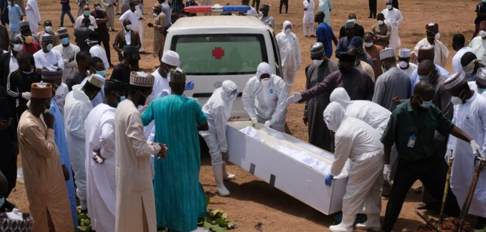 Abba Kyari Burial