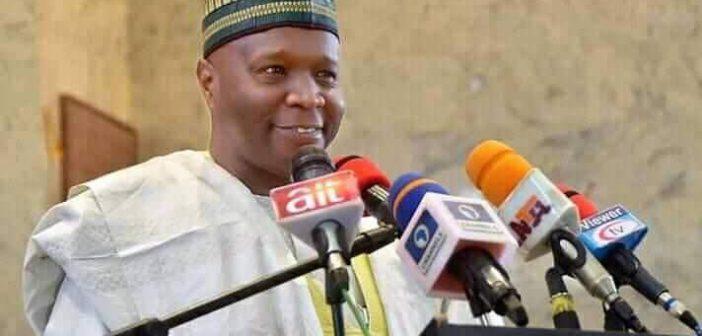 Inuwa Yahaya, Gombe State Governor