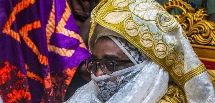 Emir of Zazzau Ahmad Nuhu Bamalli